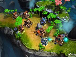 prime world defenders процесс игры