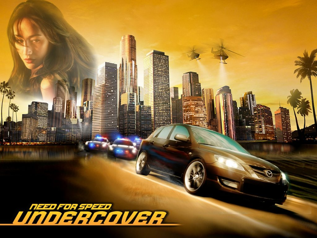 Личное мнение Need for Speed: Undercover