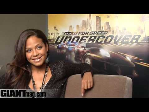 need for speed undercover christina milian