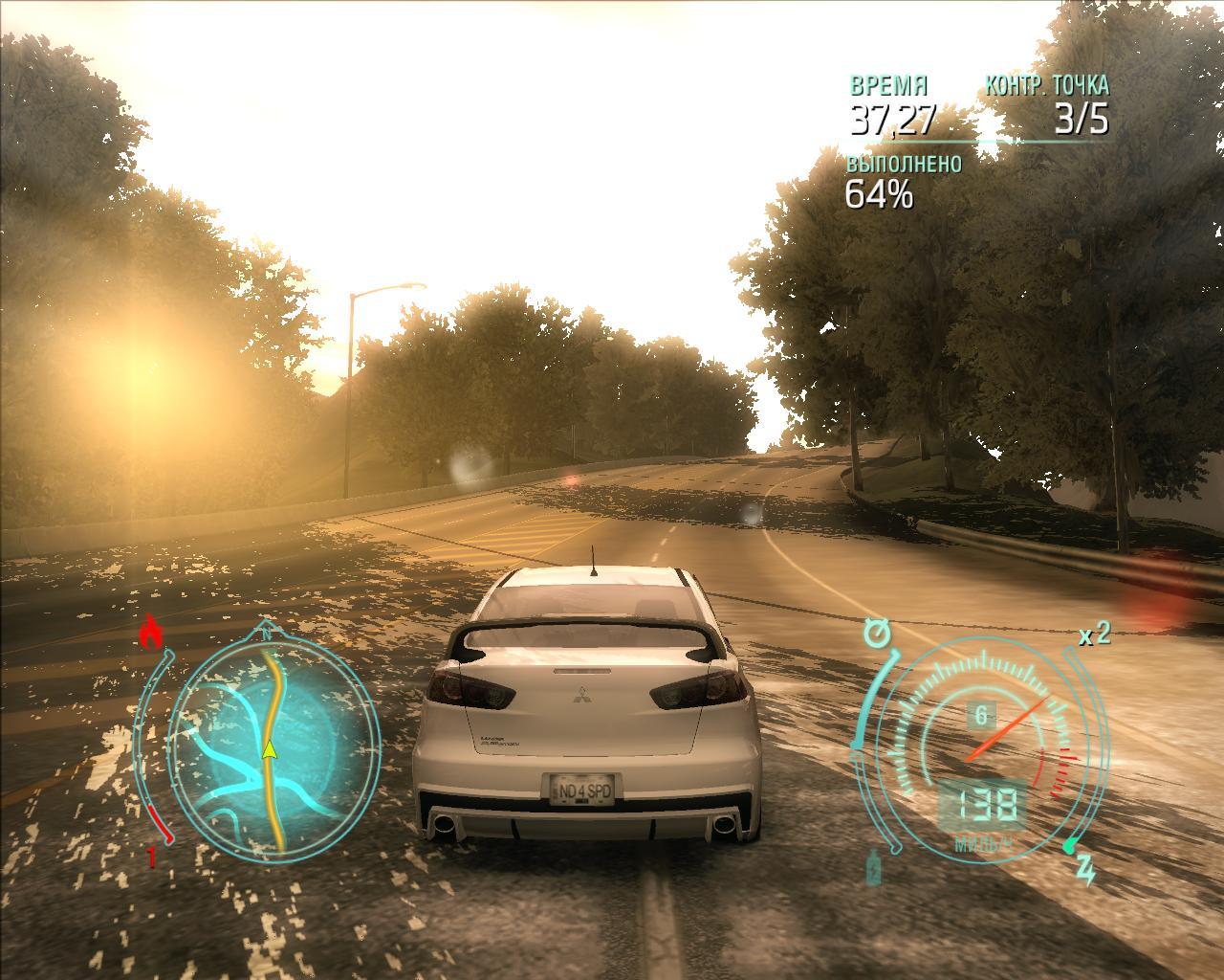 игровой процесс nsf undercover