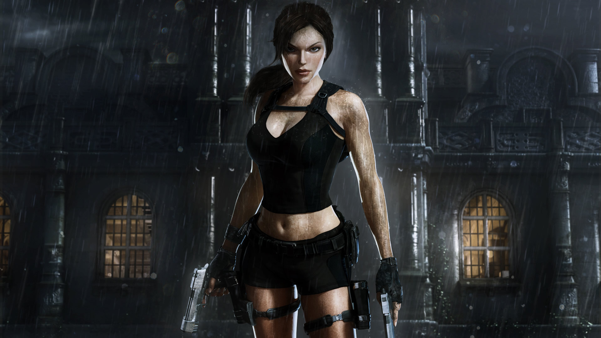 обзор игрыTomb Raider: Underworld