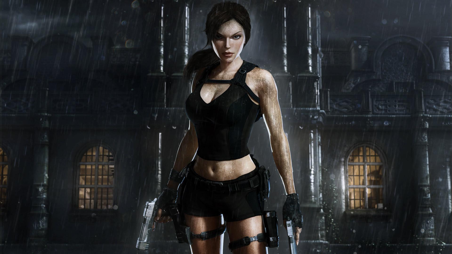 обзор игрыTomb Raider: Underworld
