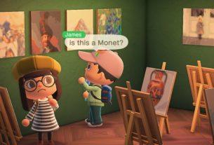 Animal Crossing Art Guide: Как отличить искусственное искусство от настоящего искусства в New Horizons