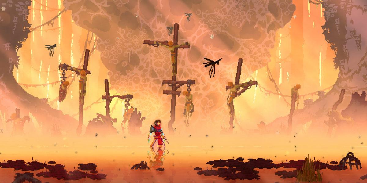 Dead Cells повышает ставку благодаря бесплатному обновлению Bestiary