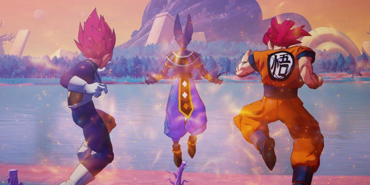 Супер Боги Саян прибывают в Dragon Ball Z: Какарот DLC 28 апреля
