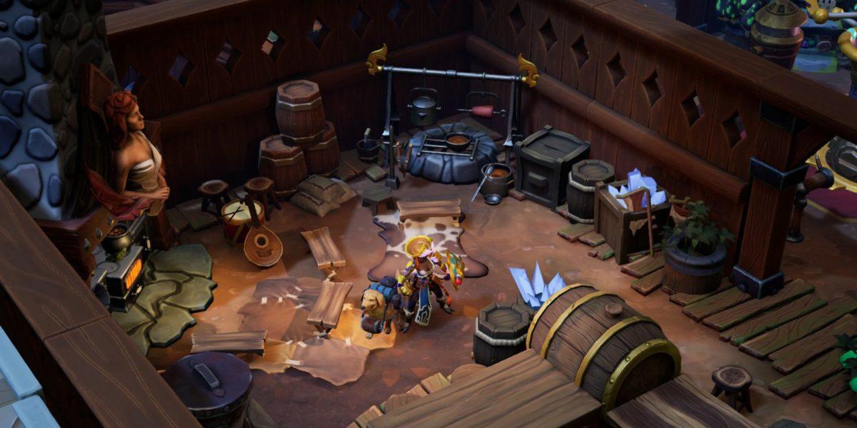 Torchlight III представляет форты, ваш новый пограничный дом