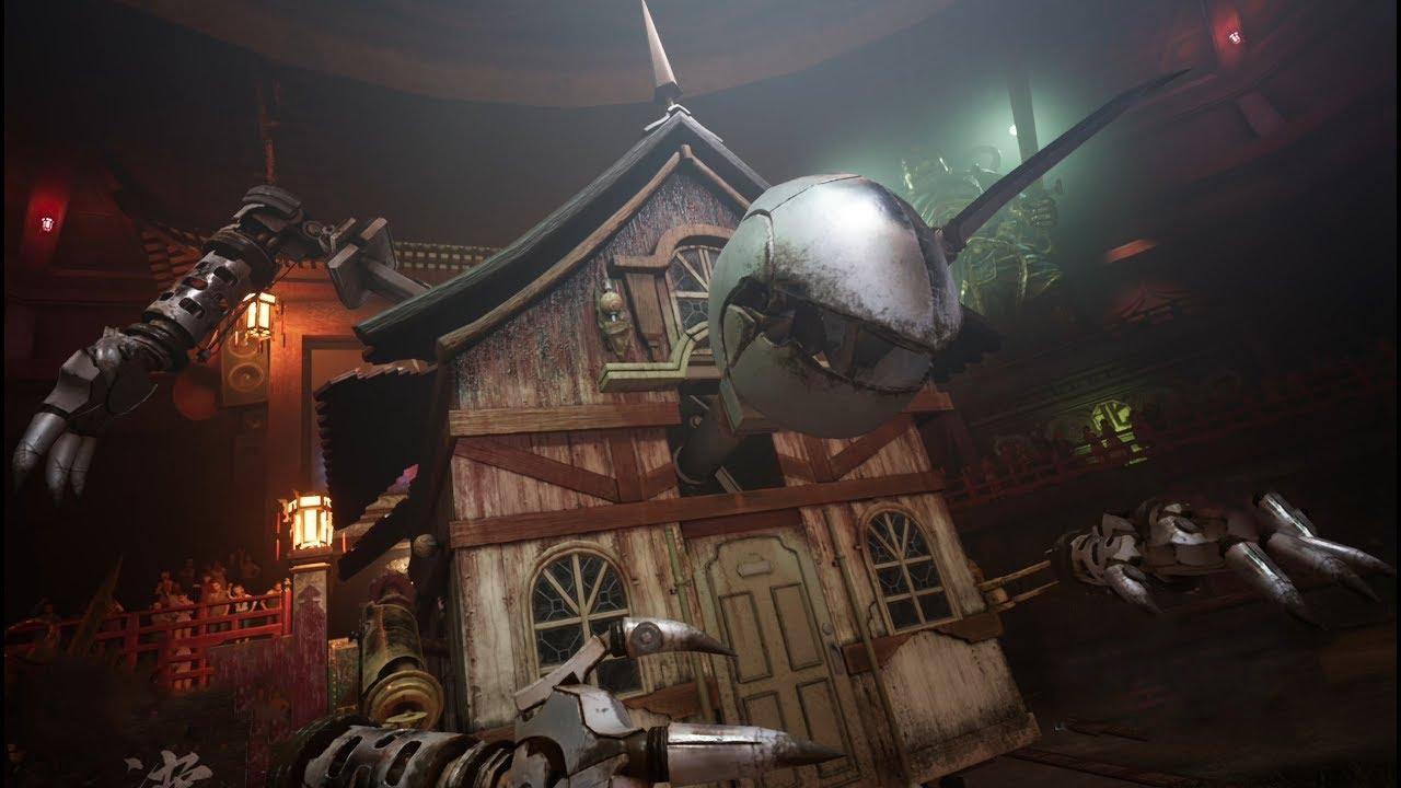FF7 Remake Hell House Руководство босса: как сжечь этот дом до основания