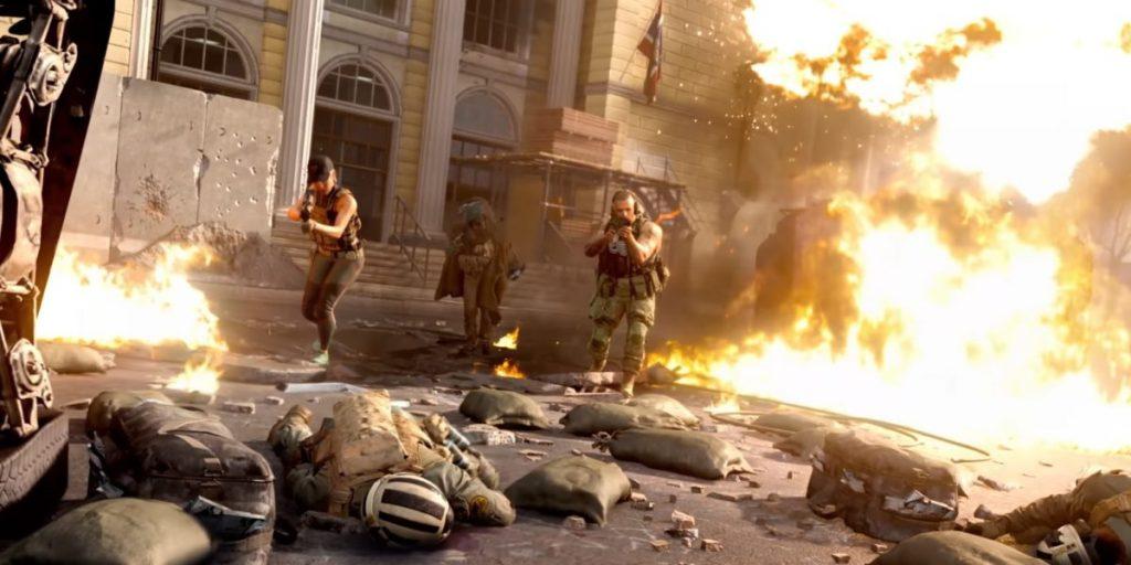 Call of Duty: системные требования Warzone и драйвер Nvidia