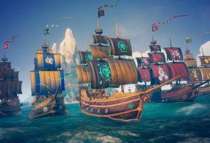 Sea of Thieves' Ships of Fortune в обновлении представлены эмиссары и кошки