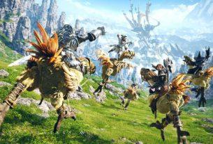 Летнее обновление Final Fantasy 14 украсит историю A Realm Reborn