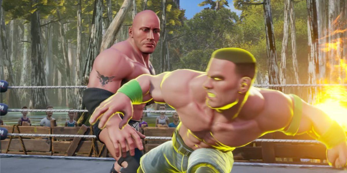Поля битвы WWE 2K объявлены с более подробной информацией о будущем серии WWE 2K