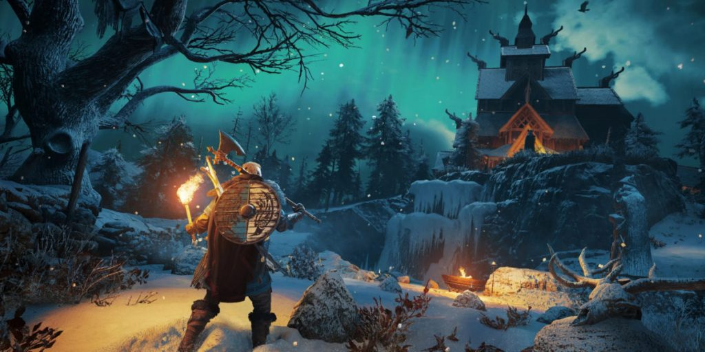 Assassin's Creed: Valhalla Season Pass с бонусной миссией Беовульфа