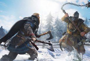 Assassin's Creed Valhalla будет больше, чем Одиссея