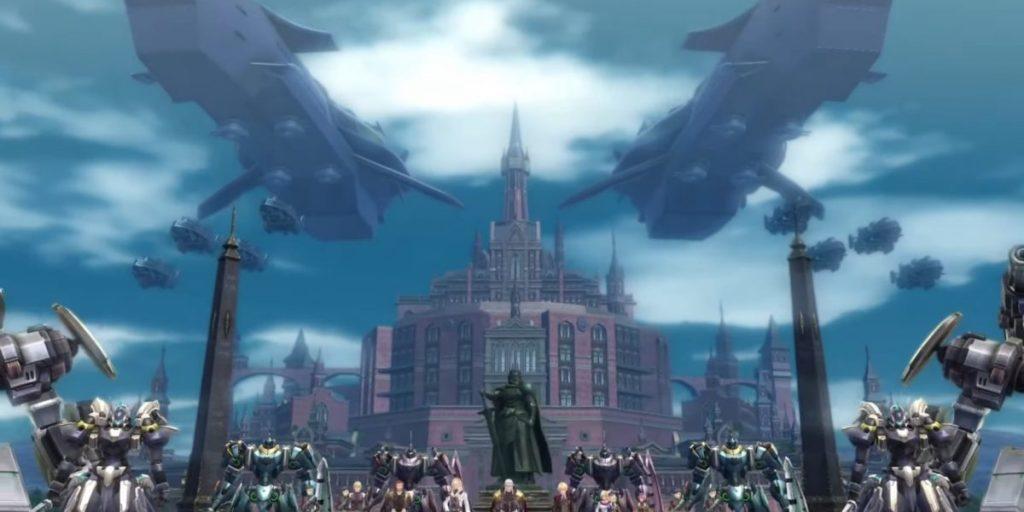 The Legend of Heroes: Trails of Cold Steel IV трейлер рассказывает о войне