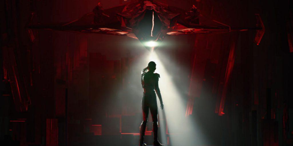 Chorus, жуткий космический истребитель, дебютирует в 2021 году