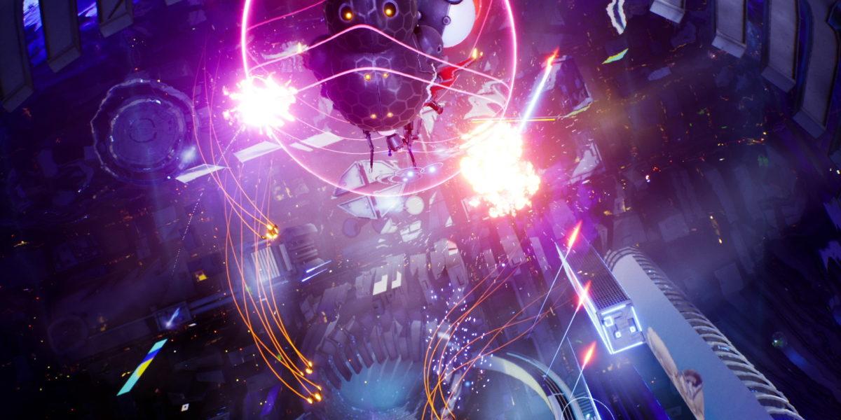 Cygni: All Guns Blazing упаковывает визуальный удар в свой трейлер