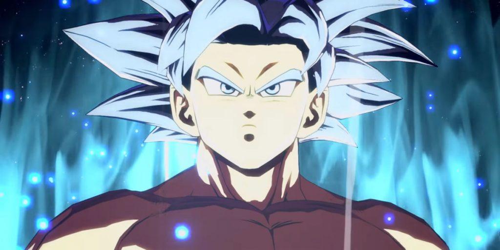 Трейлер Dragon Ball FighterZ Ultra Instinct Goku демонстрирует свою божественную силу