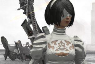 История про кроссовер Final Fantasy XIV не была «изображена раньше»