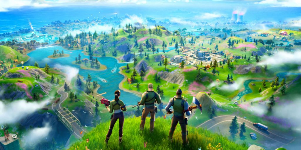 Fortnite перейдет на Unreal Engine 5 в 2021 году