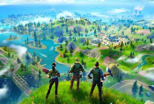Fortnite перейдет на Unreal Engine 5 в 2021 году