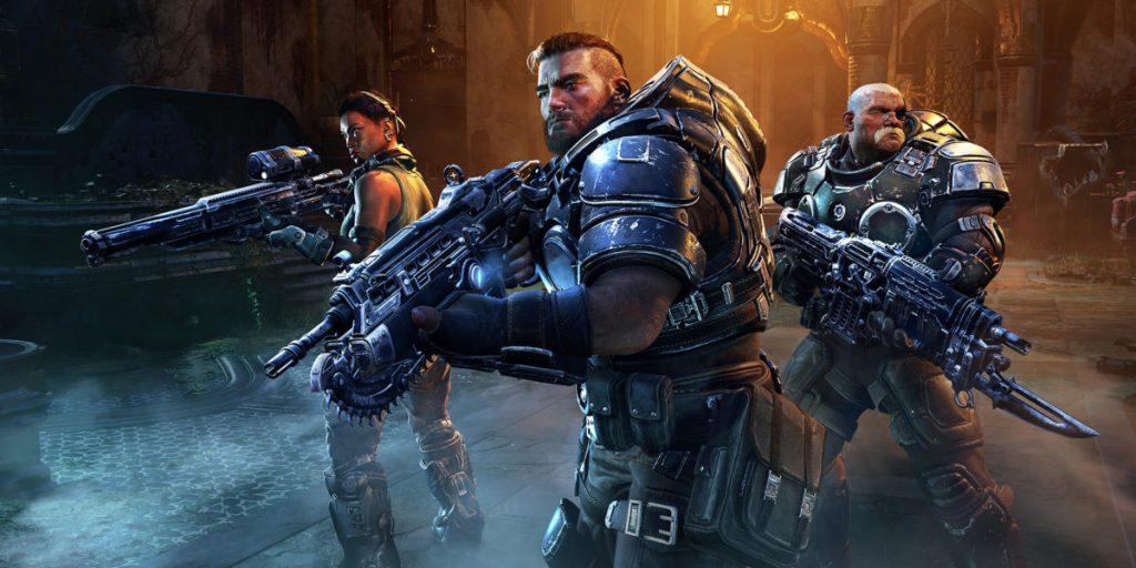 Обзор Gears Tactics - звездный спиноф Gears of War