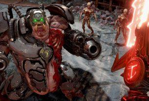 Doom Eternal DLC предлагает свой первый взгляд на то, что будет рядом с бойней