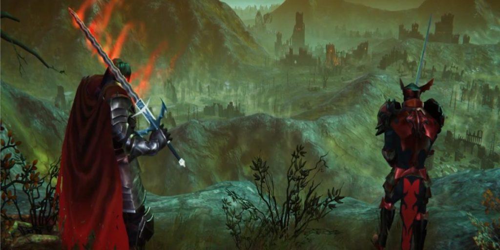 Immortal Realms: Vampire Wars должны быть выпущены в августе этого года