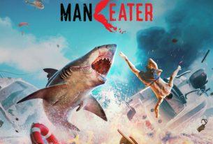 Хищник под водой в трейлере запуска для Maneater