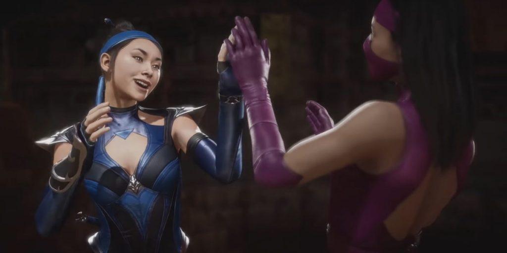 Mileena появляется в Mortal Kombat 11: Aftermath трейлер «Дружба»