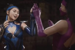 Mileena появляется в Mortal Kombat 11: Aftermath трейлер «Дружба»