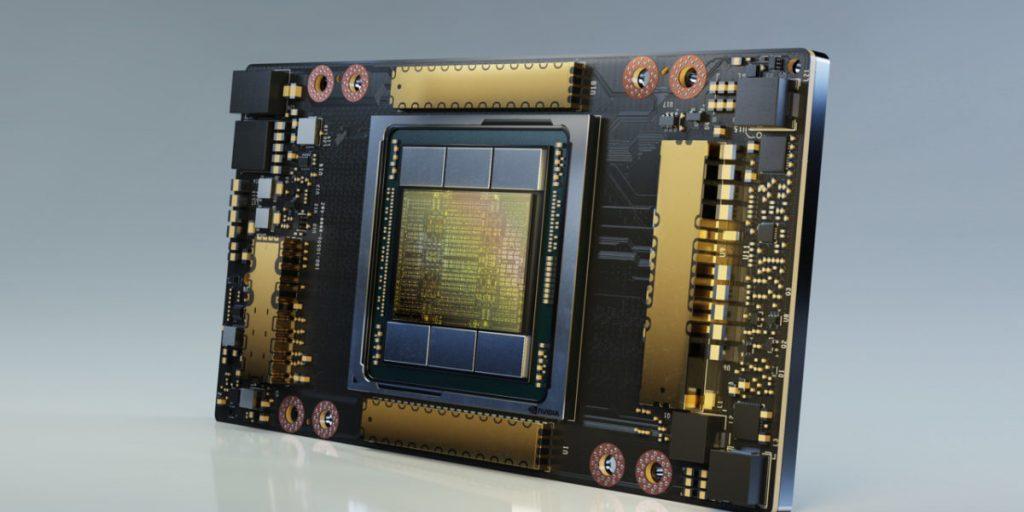 Nvidia подтвердила, что Ampere будет использовать видеокарты нового поколения
