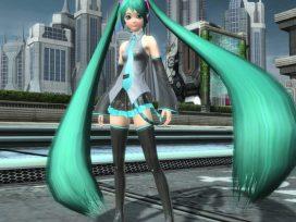 Phantasy Star Online 2 появится на ПК на следующей неделе вместе с Хацунэ Мику