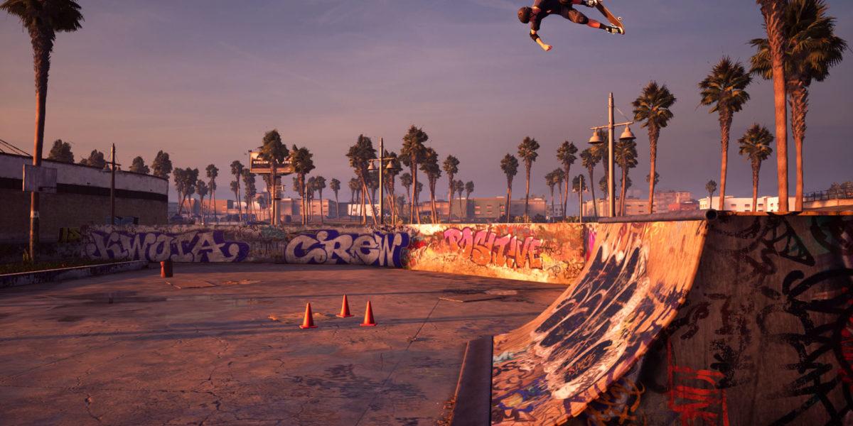 Объявлен ремейк Tony Hawk's Pro Skater 1 и 2