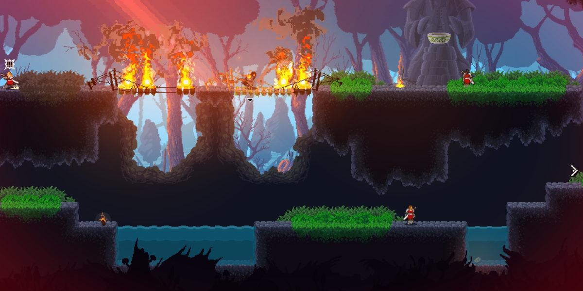 Wildfire демонстрирует 10 минут стелс геймплея перед выпуском 26 мая