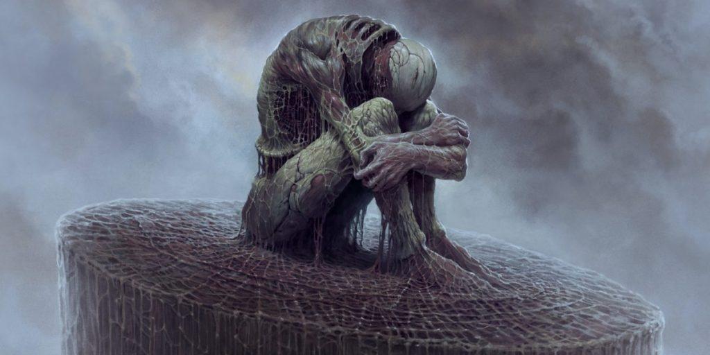 Scorn, Xbox-эксклюзивное атмосферное приключение ужасов, будет связано с ПК