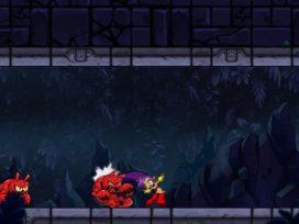 Обзор Shantae and the Seven Sirens - Семь смертных грехов, семь способов победить