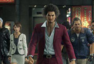 Yakuza: Like a Dragon получает новый трейлер и собирается в Steam этой зимой