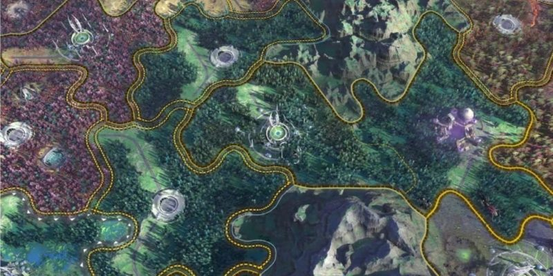 Age of Wonders: Planetfall: руководство по основам - колонии, экспансия и технологии