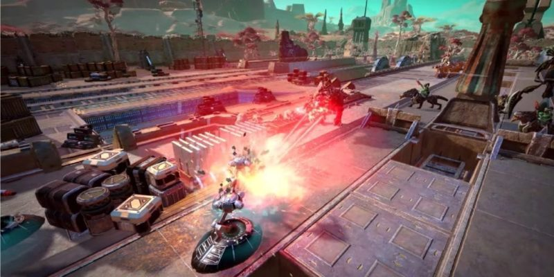 Age of Wonders: Planetfall: руководство по бою и дипломатии - война, мир и операции