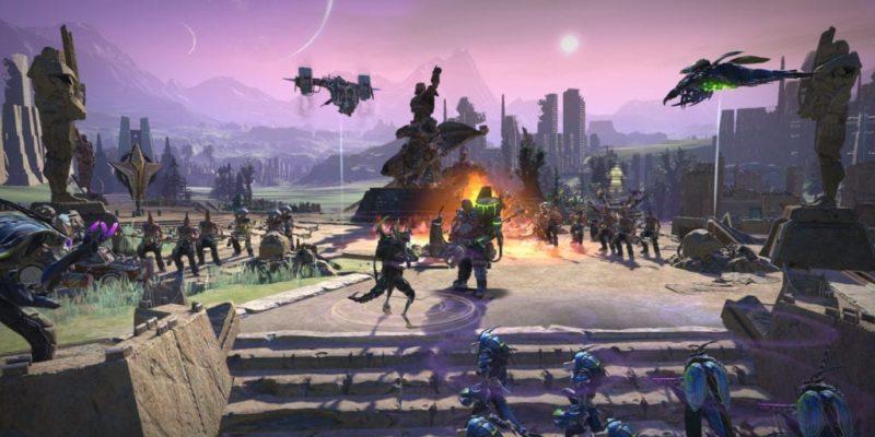 Обзор Age of Wonders: Planetfall - целый новый мир