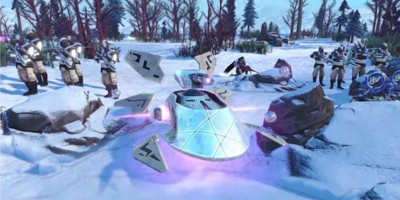 Age of Wonders: Planetfall - руководство фракции Синдиката