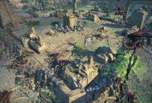 Технический обзор Age of Wonders: Planetfall - Нарисовано в научной фантастике