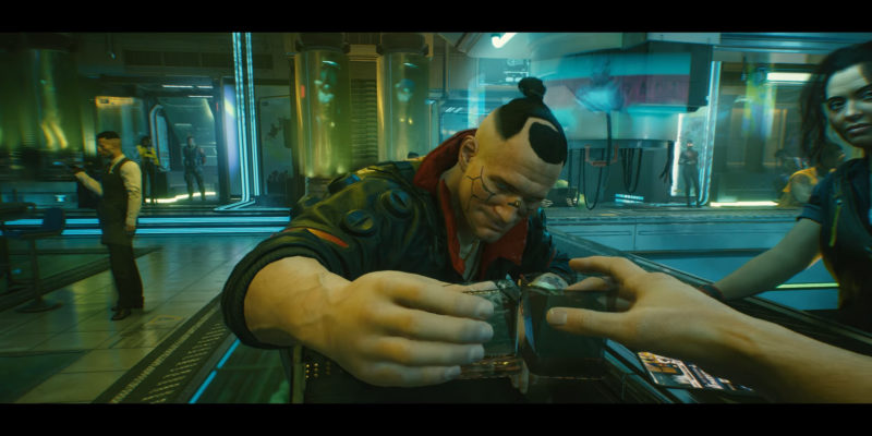 Трейлер «The Gig» Cyberpunk 2077 рассказывает о первых трех миссиях