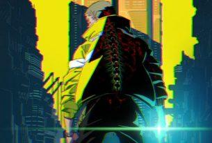 Cyberpunk: Edgerunners это отдельное аниме, придет на Netflix в 2022 году
