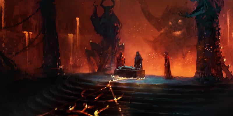 Обновление разработчиков Diablo IV рассказывает об открытом мире, кинематографе и новой зоне