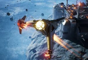 Планетарный боевой трейлер Everspace 2 взрывоопасен