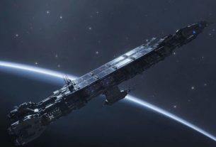 Прибыло бесплатное обновление Elite Dangerous Fleet Carriers