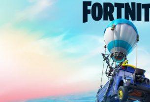 Последняя утечка Fortnite от Sony подтверждает, что карта заполнена водой