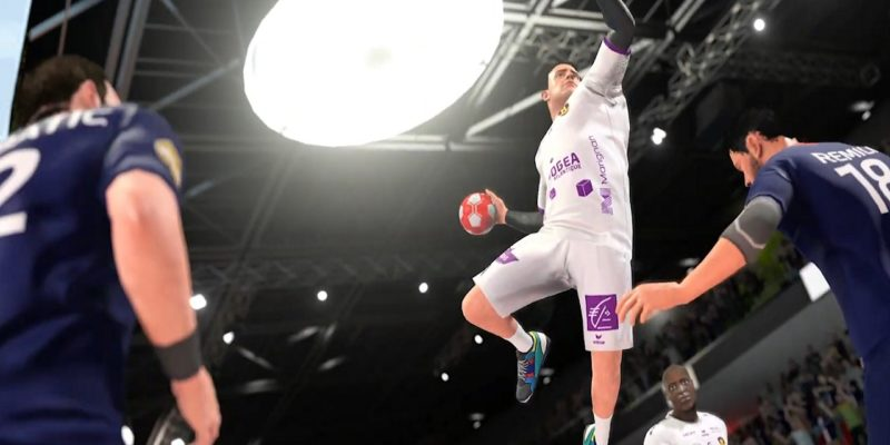Handball 21 объявлен к выпуску в ноябре 2020 года