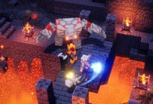 Обзор Minecraft Dungeons: веселая, семейная шумная игра